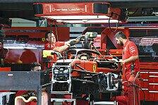Formel 1: Lasche Ferrari-Strafe für falsche Benzinmenge