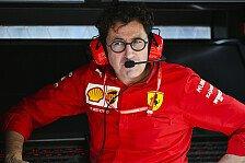 Formel 1, Ferrari: Das passierte nach dem Brasilien-Unfall