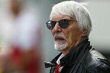 Nach Rassismus-Eklat: Formel 1 distanziert sich von Ecclestone
