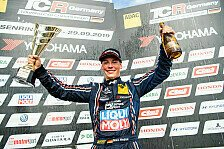 ADAC TCR Germany - Max Hesse neuer ADAC TCR Germany-Champion