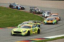 HTP Winward Motorsport mit zwei starken Mercedes-Duos