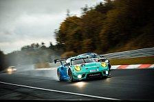 Wetter Nürburgring heute: 24h-Rennen startet im Regen