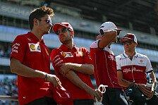 Formel 1 Sotschi - Presse: Vettel erklärt Leclerc den Krieg