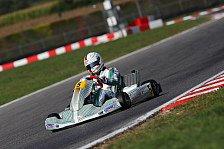 Formel 1 - Fotos: Sebastian Vettel testet Kart in Italien