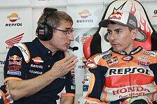 MotoGP: Lorenzo & Honda diskutierten Einsatz der 2018er-Honda
