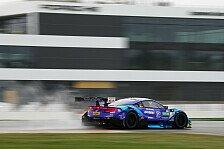Jenson Button in Hockenheim: Autos können sich nicht anpassen