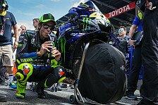 MotoGP - Valentino Rossi startet auf Phillip Island 400. GP