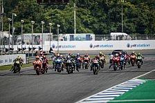 MotoGP-Missverständnis: Thailand-GP 2021 nach wie vor geplant