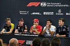 Formel 1 2019: Japan GP - Donnerstag