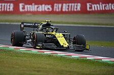 Formel 1, Renault: Ist die Zukunft des Werksteams gefährdet?