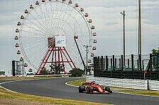 Formel 1, Japan-Vertrag verlängert: Suzuka bis 2024 im Kalender