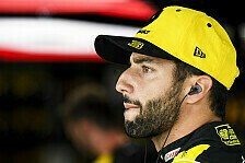 Formel 1 heute vor einem Jahr: Bad Boy Ricciardo wird bestraft