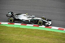 Formel 1 Ticker-Nachlese Japan 2019: Mercedes dominiert Freitag