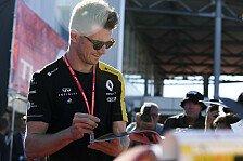 Formel 1 - Video: Formel 1 - Danke Nico! Renault bedankt sich bei Nico Hülkenberg