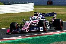 Formel 1: Perez nach kuriosem Japan-Finish: Gaslys Aktion dumm
