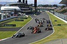 Formel 1 Kalender 2021: Japan-GP wegen Corona abgesagt