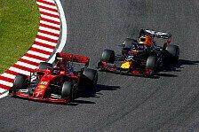 Formel 1 Mexiko: Vettel und Ferrari glauben an Siegchance