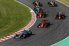 Formel 1: Super-Sonntag wie Suzuka bald Standard? F1 winkt ab