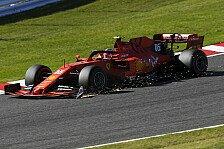 Formel 1 Japan: Doppelstrafe für Leclerc, Platz sechs verloren