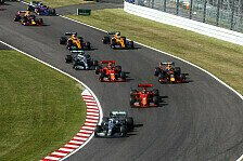 Formel 1 Japan, Leclerc: Vettels Fehlstart hat mich abgelenkt