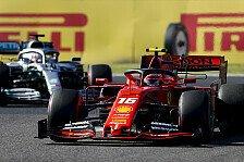 Formel 1, Ferrari-Motor illegal? Leclerc wittert Spielchen