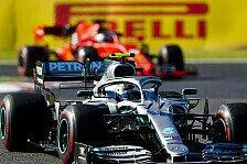 Formel 1, Japan: Bottas siegt, Ferrari-Piloten verzocken Chance