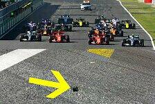 Formel 1, Erklärt: Darum keine Strafe für Vettel-Frühstart