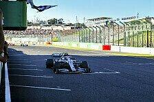 Formel 1 Japan, Verwirrung um Rennergebnis: Zu früh abgewunken