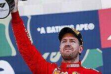 Formel 1 Japan, Vettel: Qualifying-Stärke rächte sich im Rennen