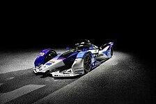 Formel E: BMW präsentiert neuen BMW iFE.20 für Saison 6