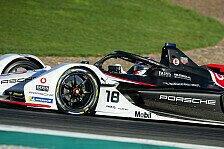 Formel E - Video: Formel E 2019: Porsches gesamter Weg in die Elektro-Rennserie
