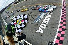 NASCAR - Video: NASCAR Fotofinish: Die knappsten Zieleinläufe aller Zeiten