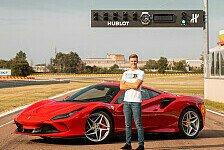 Mick Schumacher: Spüre die DNA meines Vaters in jedem Ferrari