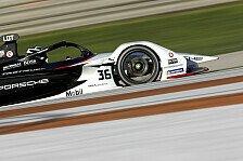 Formel E - Video: Formel E: Porsche auf der Rennstrecke - Vorschau für 2019/20