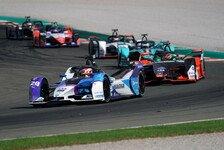 Formel-E-Test Valencia, Tag 3: Günther vor Wehrlein und Müller
