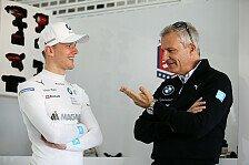 Formel E - BMW-Chef: Max Günther kommt mit dem Druck klar