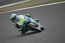 Moto3-Vorentscheidung in Motegi: Canet-Sturz, Dalla-Porta-Sieg