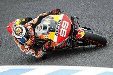 MotoGP Motegi - Jorge Lorenzo: Problemlösung wäre ein Wunder