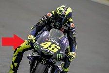 MotoGP Motegi: Valentino Rossi stellt Bremstechnik um