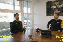 Formel 1 - Video: Formel-1-Video: Ricciardo & Hülkenberg versagen im Renault-Quiz