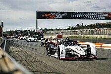 Formel E vor Valencia-Doppelrennen Anfang April 2020