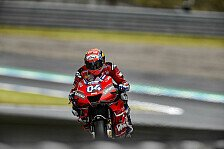 MotoGP Motegi - Dovizioso auf Quartararo-Jagd: Wie ein Idiot