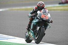 MotoGP Sepang: Quartararo holt Bestzeit mit neuer Rekordrunde