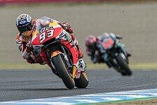 MotoGP-Analyse Motegi: Marquez hätte Gegner wieder demontiert