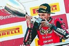 Scott Redding gewinnt BSB und ist britischer Superbike-Meister