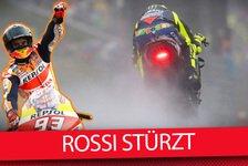 MotoGP - Video: Deshalb steckt Rossi in der Krise - MotoGP-Analyse Motegi