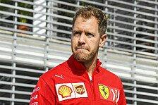 Alonso, Prost ... Vettel? Ferraris gescheiterte F1-Heilsbringer