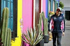 Formel 1 Ticker-Nachlese Mexiko 2019: Der Donnerstag