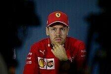 Vettel kritisiert Formel 1 für Umweltschutz: Macht nicht genug