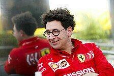 Formel 1: Ferrari-Teamchef zieht Bilanz: Habe viel gelernt